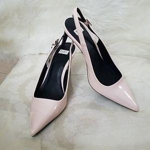 Zara Pastel Pink Heel